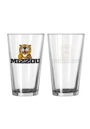 Missouri Tigers 16oz Mizzou Pint Glass