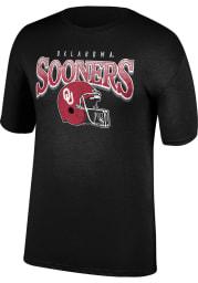 Oklahoma Sooners Charcoal Football Game Of The Century Short Sleeve T Shirt