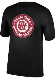 Oklahoma Sooners Black Boomer Sooner Game Of The Century Short Sleeve T Shirt