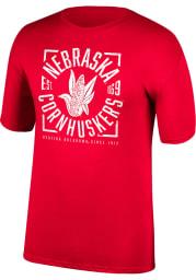 Nebraska Cornhuskers Red Game of the Century Short Sleeve T Shirt