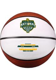 Baylor Bears 2021 NCAA National Champions Autograph Basketball