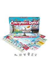 Cincinnati Cincinnati-opoly game Game