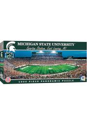 Michigan State Spartans Stadium Pano Puzzle