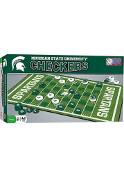 Michigan State Spartans Checkers Game