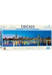 Chicago 1000 Piece Cityscape Pano Puzzle