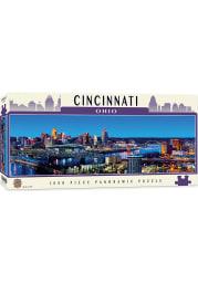 Cincinnati 1000 Piece Cityscape Pano Puzzle