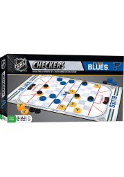 St Louis Blues Checkers Game