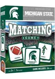 Michigan State Spartans Matching Game