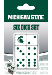 Michigan State Spartans 6pc Game