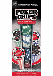 Detroit Red Wings 100pc Game