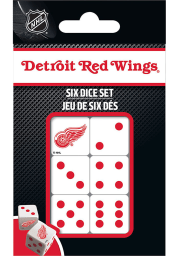 Detroit Red Wings 6pc Game