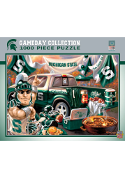 Michigan State Spartans Gameday 1000 Piece Puzzle
