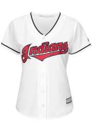 Andrew Miller Cleveland Indians Womens Replica 2018 Home Jersey - White