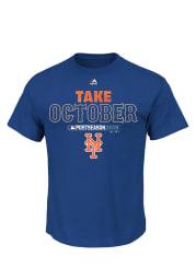 New York Mets Royal AC Post Season Participant Tee