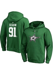 Tyler Seguin Dallas Stars Mens Green Name And Number Player Hood