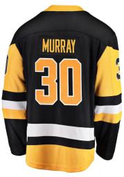 Matt Murray Pittsburgh Penguins Mens Black Breakaway Hockey Jersey