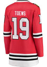 Jonathan Toews Chicago Blackhawks Womens Breakaway Hockey Jersey - Red