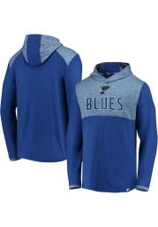 St Louis Blues Mens Blue Transit Clutch Transition Hood