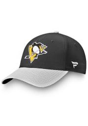 Pittsburgh Penguins 2021 Stanley Cup Playoffs Participant Adjustable Hat - Black