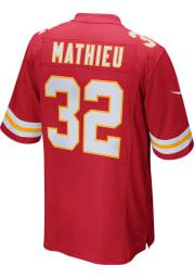Tyrann Mathieu Nike Kansas City Chiefs Red Home Game Football Jersey