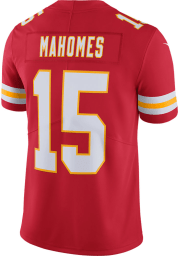 Patrick Mahomes Nike Kansas City Chiefs Mens Red Home Limited Football Jersey