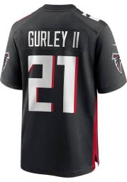 Todd Gurley Nike Atlanta Falcons Black Home Game Football Jersey