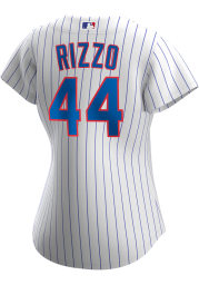 Anthony Rizzo Chicago Cubs Womens Replica 2020 Home Jersey - White