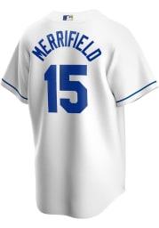 Whit Merrifield Kansas City Royals Mens Replica 2020 Home Jersey - White