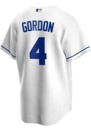 Alex Gordon Kansas City Royals Mens Replica 2020 Home Jersey - White