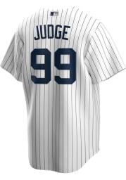 Aaron Judge New York Yankees Mens Replica 2020 Home Jersey - White