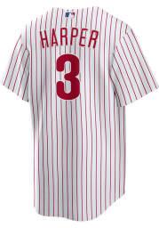 Bryce Harper Philadelphia Phillies Mens Replica 2020 Home Jersey - White