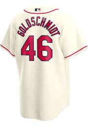 Paul Goldschmidt St Louis Cardinals Mens Replica 2020 Alternate Jersey - Ivory