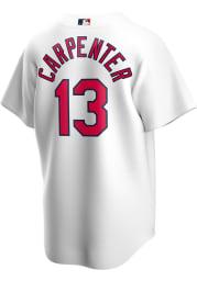 Matt Carpenter St Louis Cardinals Mens Replica 2020 Home Jersey - White