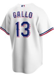Joey Gallo Texas Rangers Mens Replica 2020 Home Jersey - White
