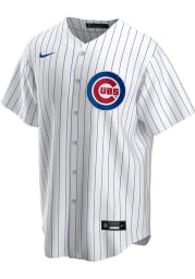 Chicago Cubs Mens Nike Replica 2020 Home Jersey - White