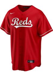 Cincinnati Reds Mens Nike Replica 2020 Alternate Jersey - Red