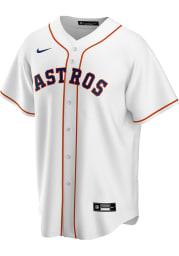 Houston Astros Mens Nike Replica 2020 Home Jersey - White
