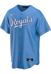 Kansas City Royals Mens Nike Replica 2020 Alternate Jersey - Light Blue