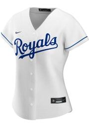 Kansas City Royals Womens Nike Replica 2020 Home Jersey - White