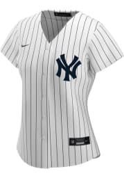 New York Yankees Womens Nike Replica 2020 Home Jersey - White