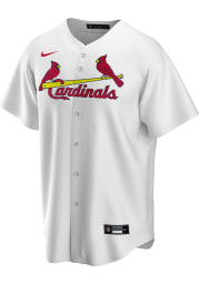 St Louis Cardinals Mens Nike Replica 2020 Home Jersey - White