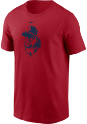 Carlos Martinez St Louis Cardinals Red Name Number Short Sleeve Player T Shirt