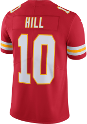 Tyreek Hill Nike Kansas City Chiefs Mens Red Home Limited Football Jersey