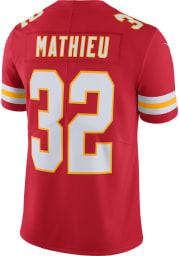 Tyrann Mathieu Nike Kansas City Chiefs Mens Red Home Limited Football Jersey