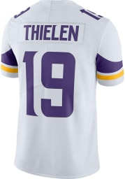 Adam Thielan Nike Minnesota Vikings Mens White Road Limited Football Jersey