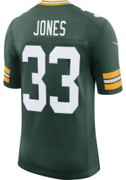 Aaron Jones Nike Green Bay Packers Mens Green Home Limited Football Jersey