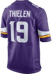 Adam Thielan Nike Minnesota Vikings Purple Home Game Football Jersey