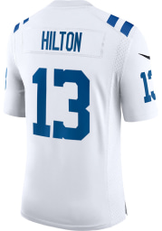 T.Y. Hilton Nike Indianapolis Colts Mens White Road Limited Football Jersey