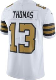 Michael Thomas Nike New Orleans Saints Mens White Alternate Limited Football Jersey