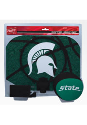 Michigan State Spartans Slam Dunk Hoopset Softee Ball